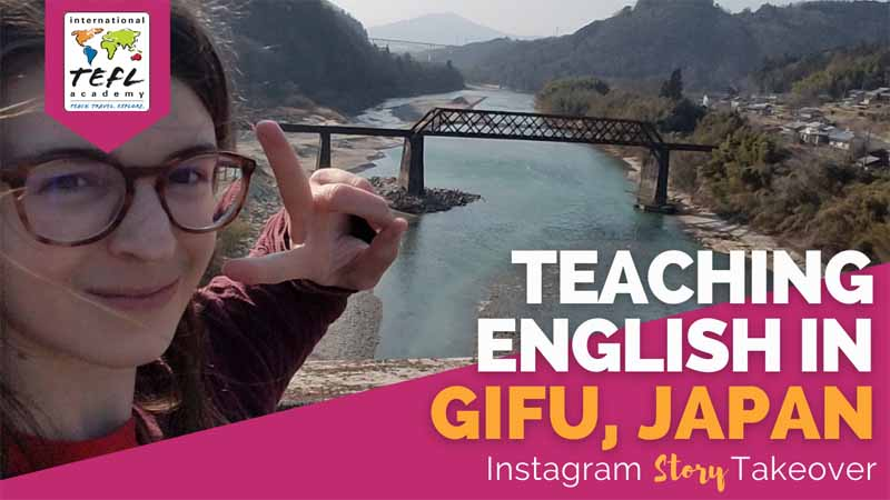Day in the Life Teaching English in Gifu, Japan with Valerie Wonderland