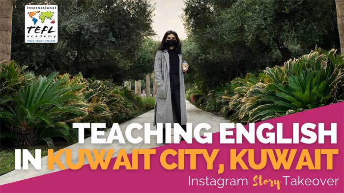 Day in the Life Teaching English in Kuwait City, Kuwait with Alison Pacheco