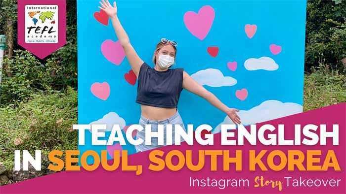 Day in the Like Teaching English in Seoul, South Korea with Allyson Kim