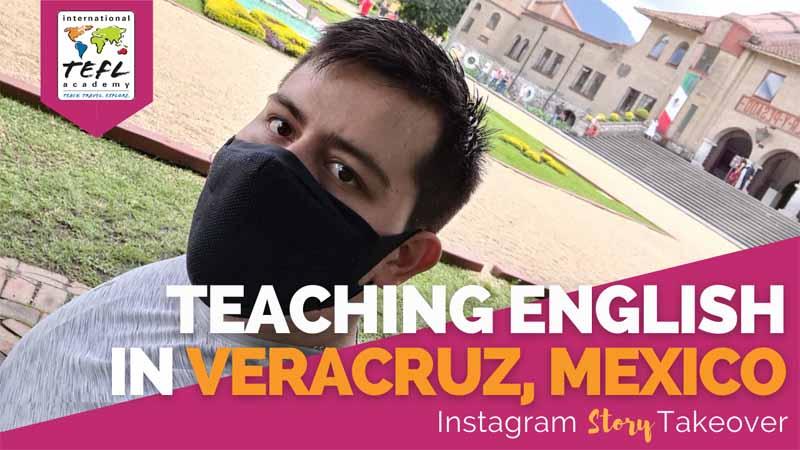 Day in the Life Teaching English in Veracruz, Mexico with Abe Merino