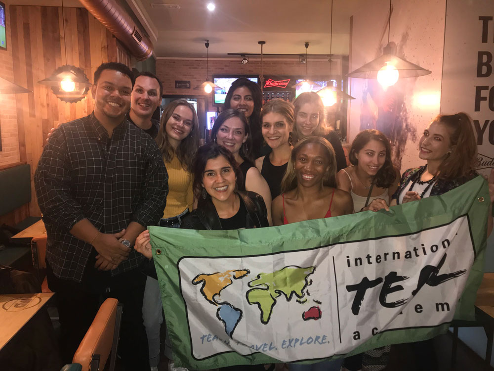 International TEFL Academy Meetups