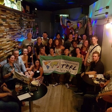 International TEFL Academy World Alumni Day