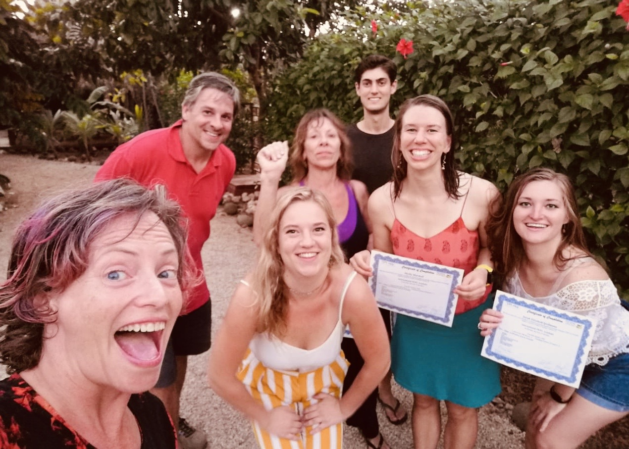 Get TEFL Certified in Playa Grande, Costa Rica