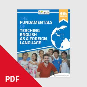 The Fundamentals of Teaching English as a Foreign Language Textbook