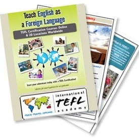 Guide to Teaching English Abroad