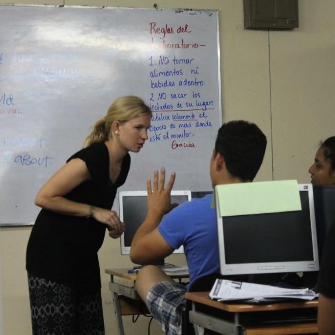Nicaragua Hybrid TEFL Class for Teaching English in Latin America