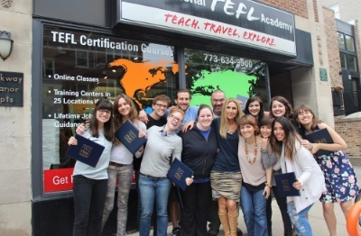North America TEFL Classes - Tuition & Dates