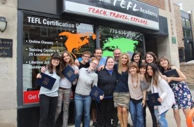 North America TEFL Classes - Tuition & Dates