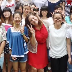 Jessica Allison - TEFL Instructor for International TEFL Academy