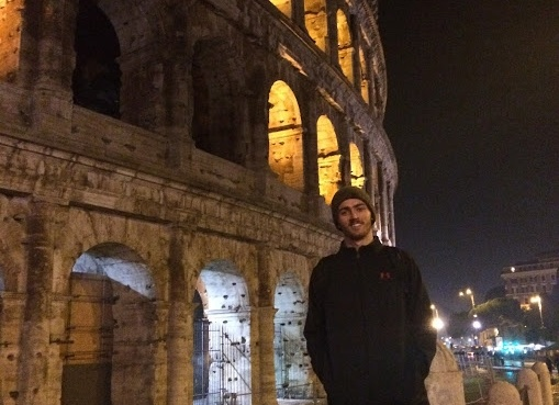 Britton teach english abroad in Europe