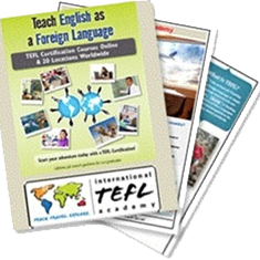 Free Guide to Teaching English Abroad
