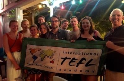 Meet the Staff - International TEFL Academy