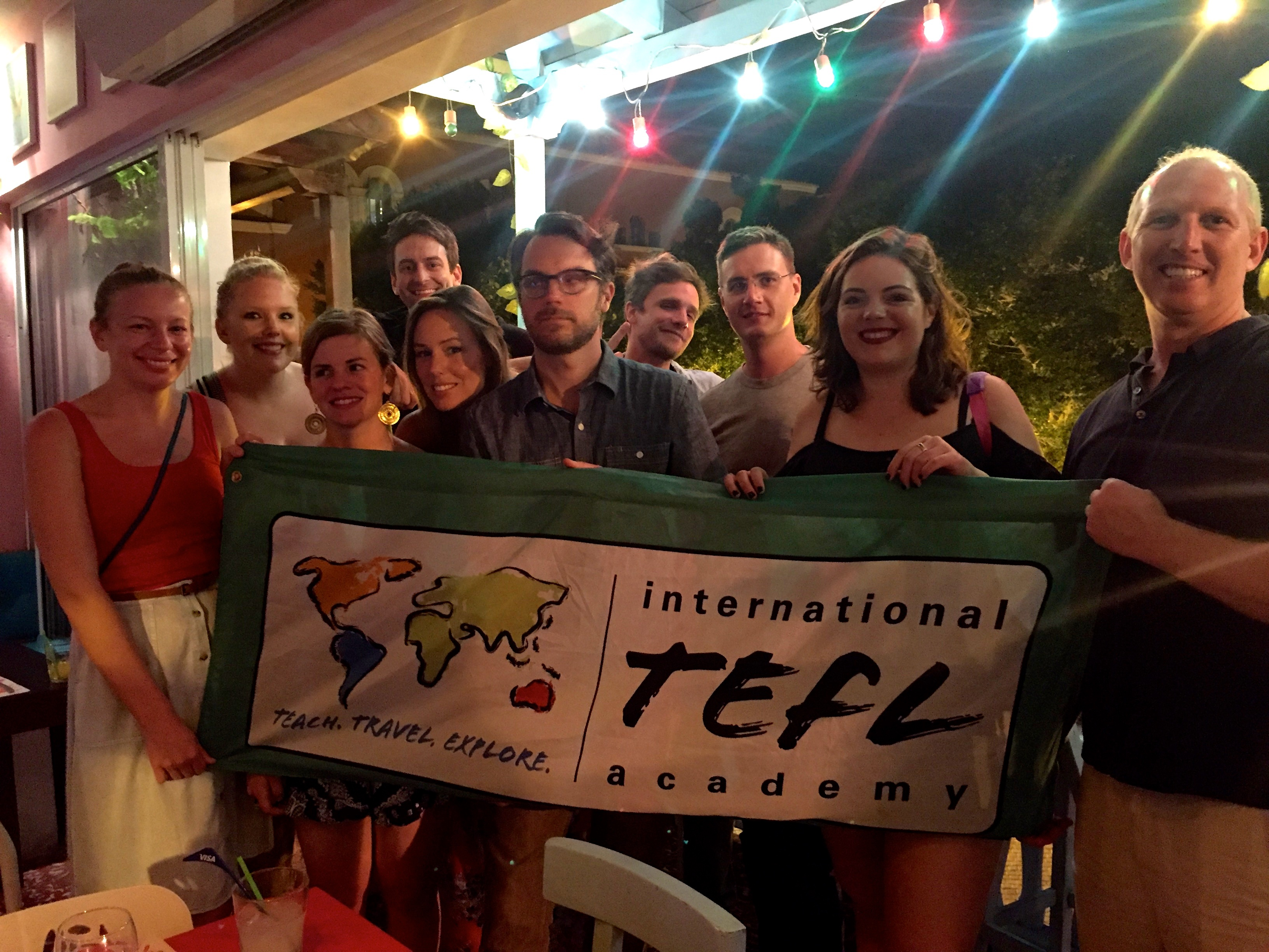 Teach English in Colombia