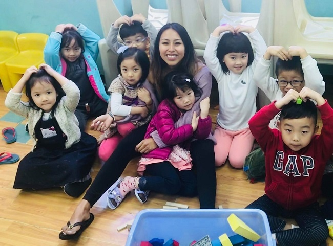 A Teacher in Taiwan and Some Life Lessons