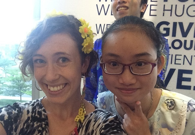 The Pleasure of Teaching English to Adults in Vietnam