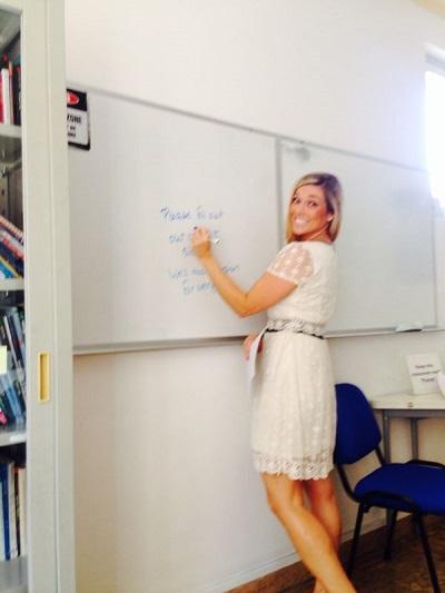 Hamburg, Germany English Teaching Q&A with Tamie Arietta