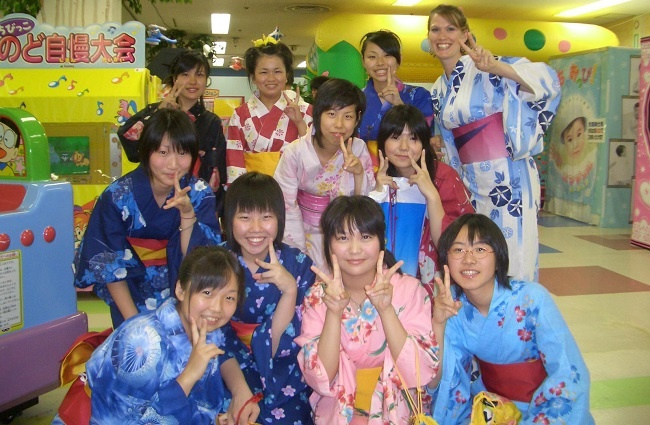 Japan Teaching English Abroad