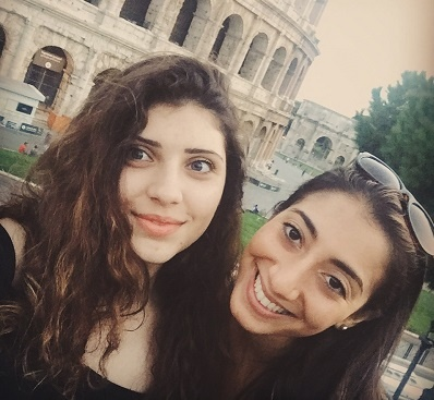 Rome, Italy English Teaching Q and A with Alyssa Darah