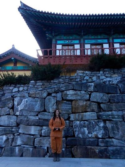 Jessica Montgomery Teaching English in South Korea
