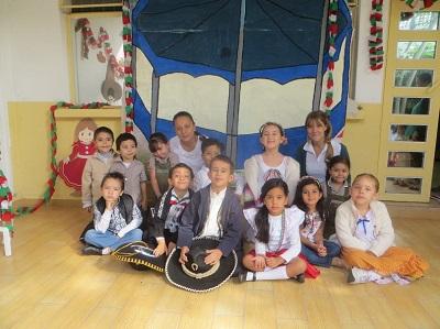 Teaching English in Mexico Ekaterina Nastina