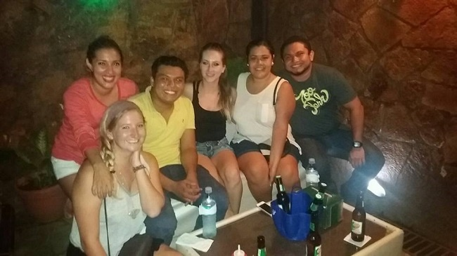 Leon nicaragua nightlife