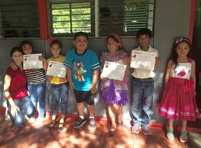 Teaching English in Nicaragua Lanae King
