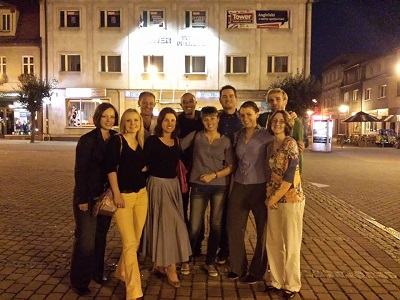 Teaching English in Poland Rebecca Sparagowski