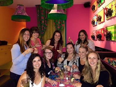 Teaching English in Spain - Nightlife!