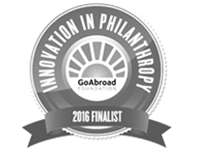 Nominated for Goabroad Awards in Philanthropy & Alumni Engagement