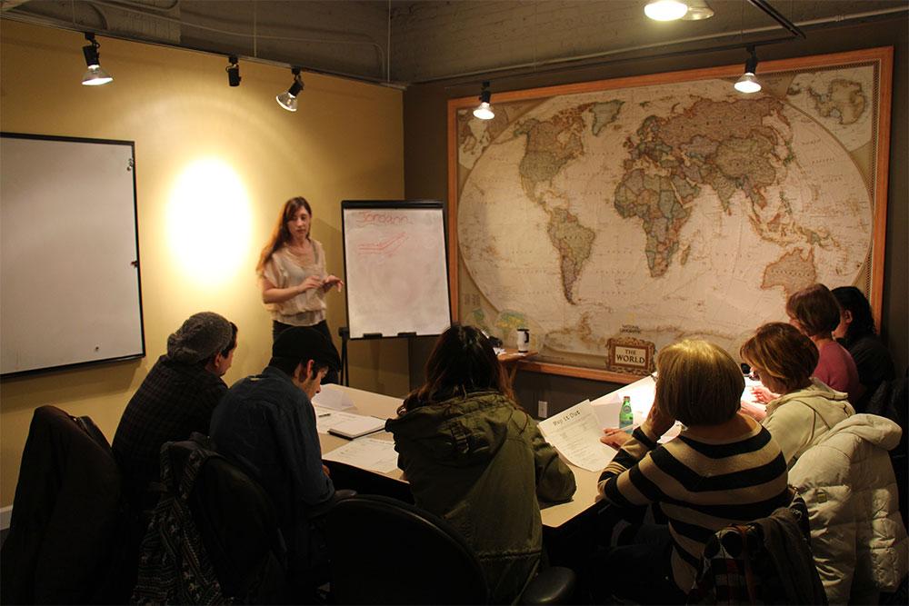 TEFL Classes for teaching Overseas