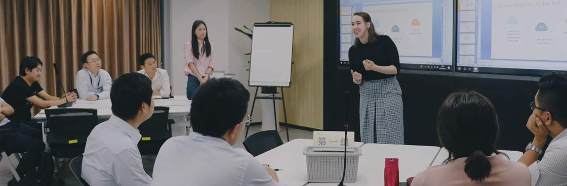 Teaching Business English Specialty Course