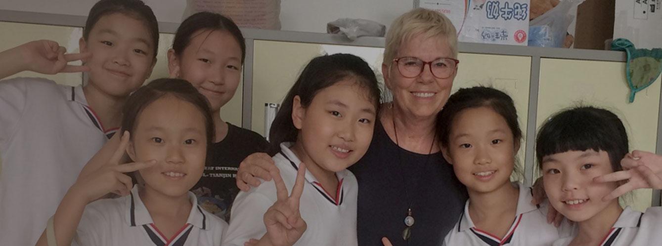 Teach English in Asia with International TEFL Academy