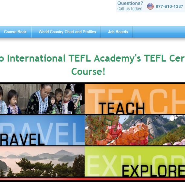 Resources for Enrolled International TEFL Academy Students