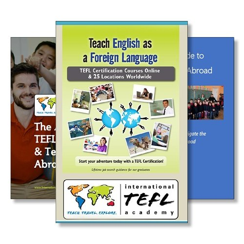 teach english abroad resources