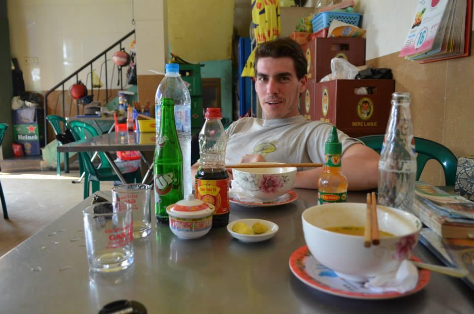 Vietnam food stephane