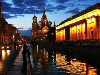 Teach English in St. Petersburg Russia